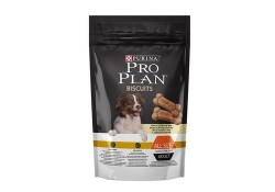 PURINA PRO PLAN BISCUITS CHICKEN & RICE Лакомство Пурина Про План Бисквиты Курица с Рисом 400 гр